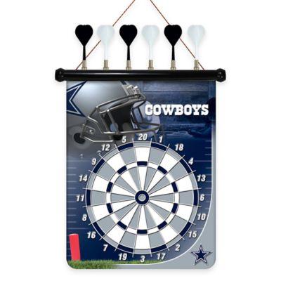 NFL Dallas Cowboys Magnetic Dart Board