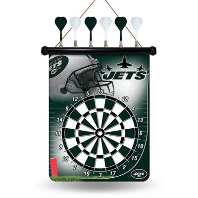 NFL New York Jets Magnetic Dart Board