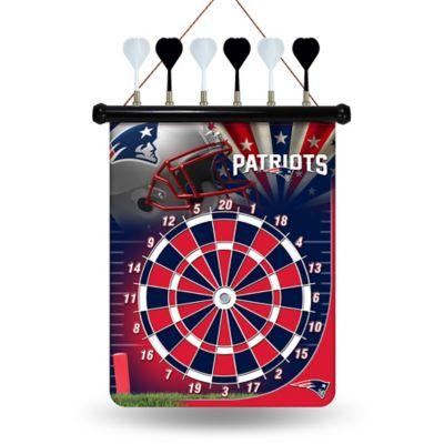 NFL New England Patriots Magnetic Dart Board