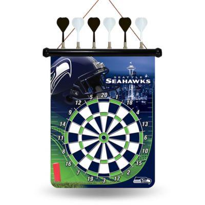 NFL Seattle Seahawks Magnetic Dart Board
