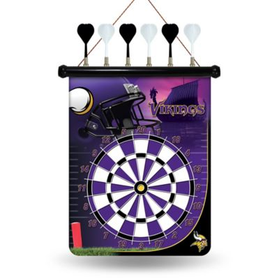 NFL Minnesota Vikings Magnetic Dart Board