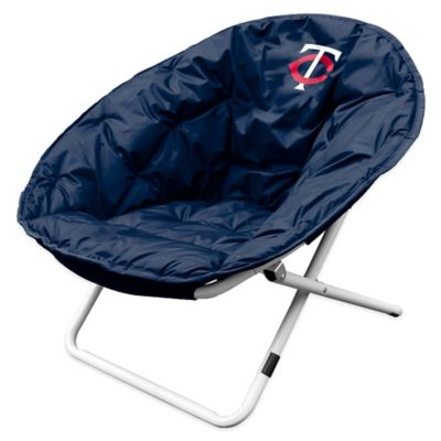 MLB Minnesota Twins Sphere Chair