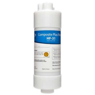 Brondell® H2O+ Cypress HF-31 Composite Plus Replacement Water Filter