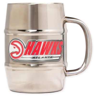 NBA Atlanta Hawks Barrel Mug