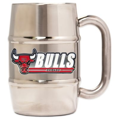 Chicago Bulls Barrel Mug