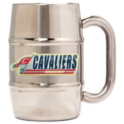 NBA Cleveland Cavaliers Barrel Mug