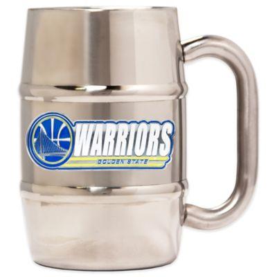 NBA Golden State Warriors Barrel Mug