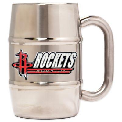 NBA Houston Rockets Barrel Mug