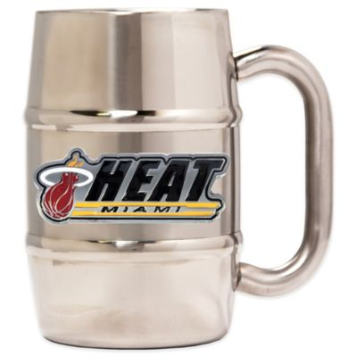 Miami Heat Barrel Mug