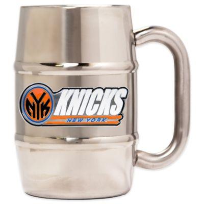 New York Knicks Barrel Mug