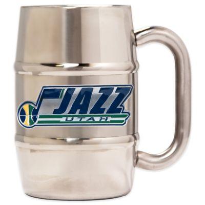 NBA Utah Jazz Barrel Mug