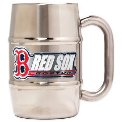 MLB Boston Red Sox Barrel Mug