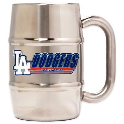 Los Angeles Dodgers Barrel Mug