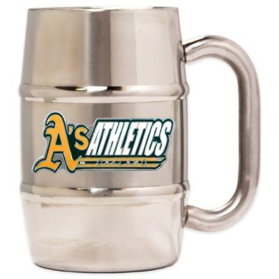 Oakland Athletics Barrel Mug