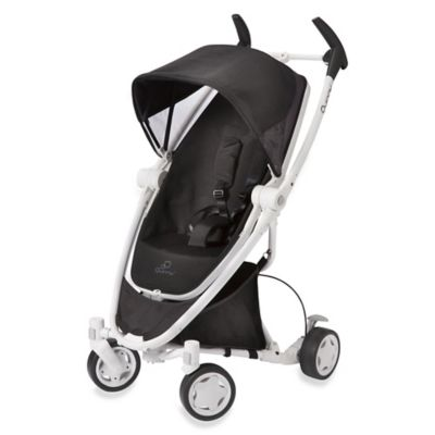 Quinny® Zapp Xtra™ with Folding Seat in Black Irony