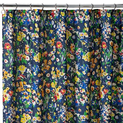 Floral Decorative Curtain