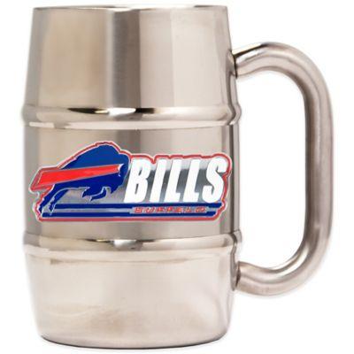 NFL Buffalo Bills Barrel Mug