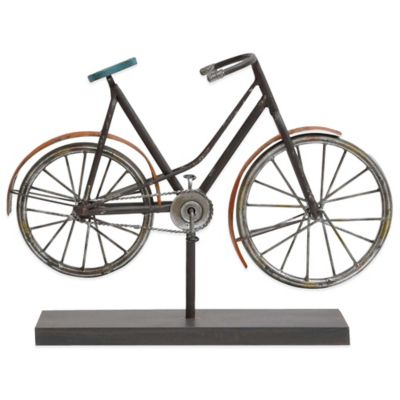 Crestview Collection Charleston Bicycle Statue