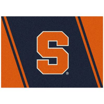 Syracuse University 7-Foot 8-Inch x 10-Foot 9-Inch Large Spirit Rug