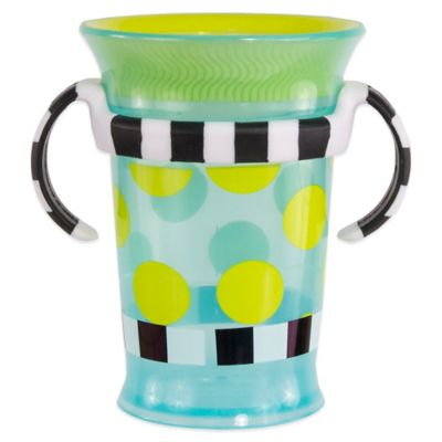 Sassy® 7 oz. Grow Up Cup™ in Multi Dot/Stripe