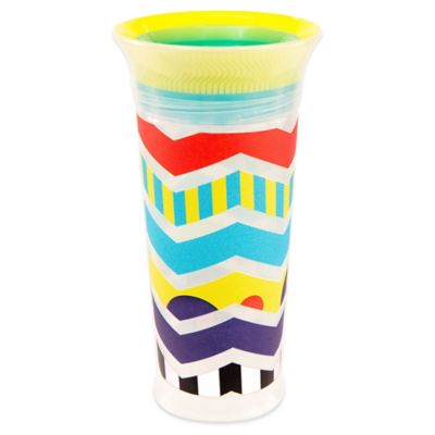 Sassy® 12 oz. Grow Up Cup™ in Chevron Multi