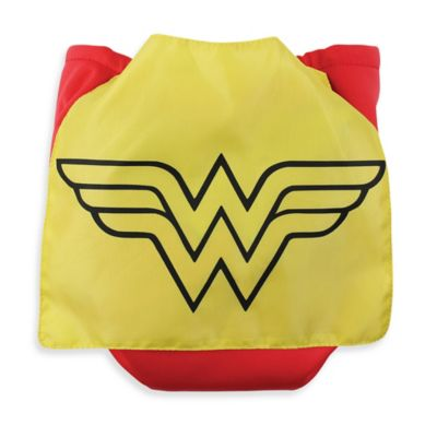 Bumkins® DC Comics™ Wonder Woman Snap-In-One Cloth Diaper with Cape