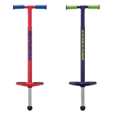 NSG® GROM Pogo Stick in Red