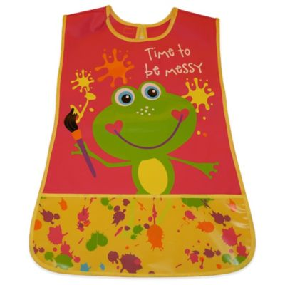 FunStuff Novelty Frog Art Smock