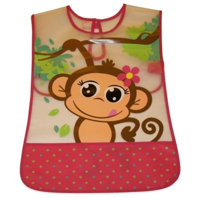 FunStuff Novelty Monkey Art Smock