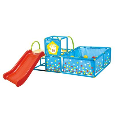 Baby Outdoor Play