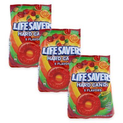 Lifesavers 41 oz. Five Flavor Bag (3-Pack)