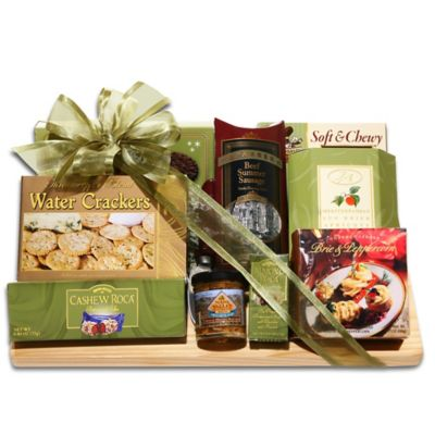 Alder Creek Gourmet Cutting Board Gift Set