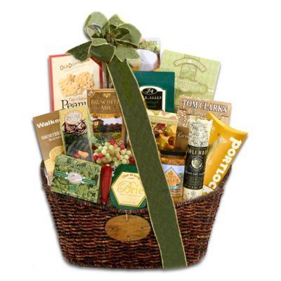 Alder Creek Tuscan Gourmet Gift Basket