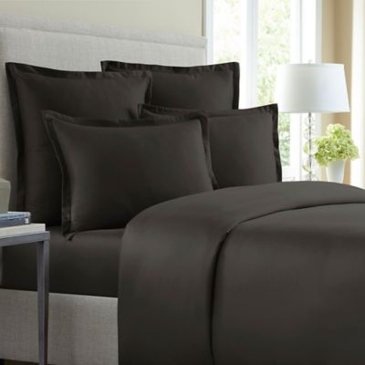 Buy Charcoal Duvet Cover Set From Bed Bath Amp Beyond