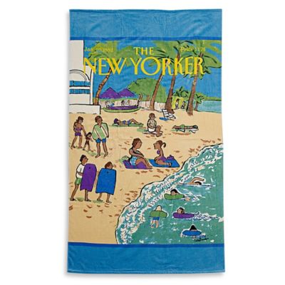 New Yorker Beach Towels