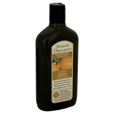 Avalon Organics® 11 oz. Clarifying Shampoo in Lemon