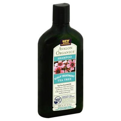 Avalon Organics® 11 oz. Scalp Treatment Shampoo in Tea Tree