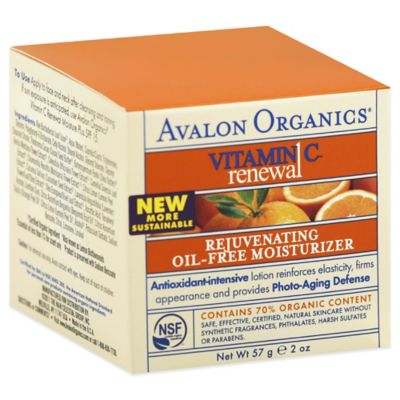 Avalon Organics Skin Care