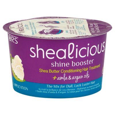 ORS Shealicious 3 oz. Shine Booster Shea Butter Conditoning Hair Treatment