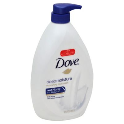 Dove® 34 oz. Deep Moisture Body Wash with Nutrium Moisture®