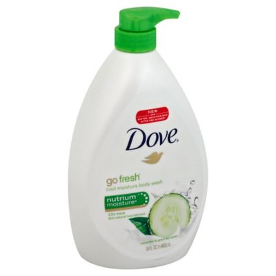 Dove® Go Fresh® 34 oz. Cool Moisturize Body Wash