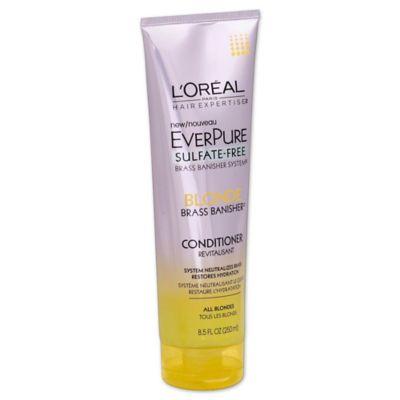 Loreal® EverPure 8.5 oz. Sulfate-Free Blonde Conditioner
