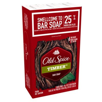 Old Spice Body Wash & Soap