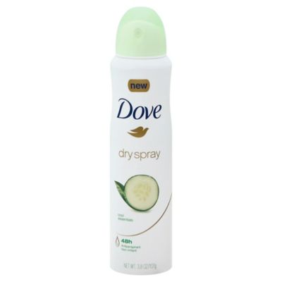 Dove® 3.8 oz. Dry Spray Antiperspirant in Cool Essentials