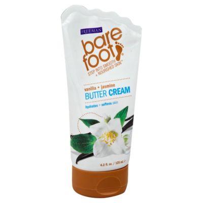 Freeman® Bare Foot® 4.2 oz. Butter Cream in Vanilla + Jasmine
