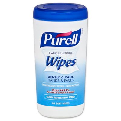 Purell® 40-Count Hand Sanitizing Wipes