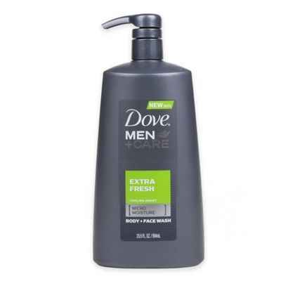 Dove® 23.5 oz. Men+Care Body Wash in Extra Fresh