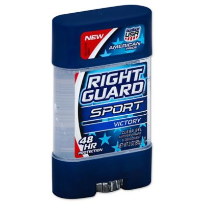 Right Guard® 3 oz. Sport Antiperspirant and Deodorant Clear Gel in Victory