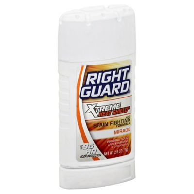 Right Guard® Xtreme Heat Shield™ 2.6 oz. Anti-Perspirant and Deodorant in White Mirage