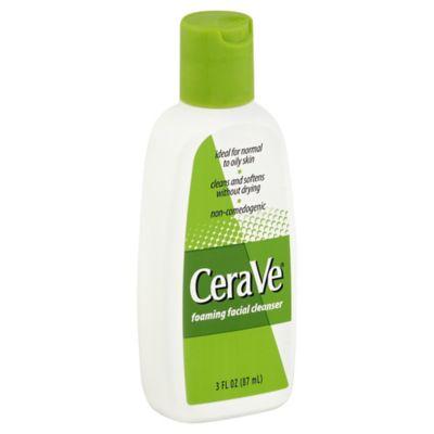 CeraVe Facial Cleanser